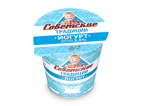 Йогурт ложковой СТ